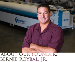 About our founder, Bernie Royball, Jr.