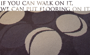 If you can walk on it, we can put flooring on it.